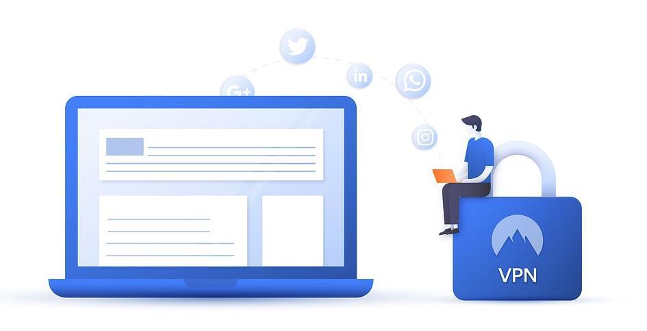 用以连接远程办公室的虚拟专用网(VPN)是什么?