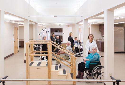 康復治療中心通過SD-WAN解決方案實現始終在線的連接
