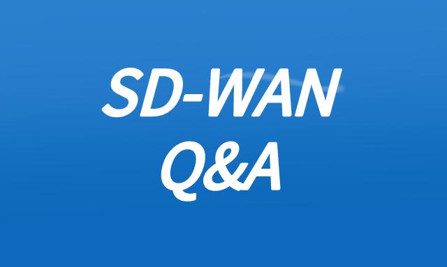 从SD-WAN的5个问答中分析市场未来