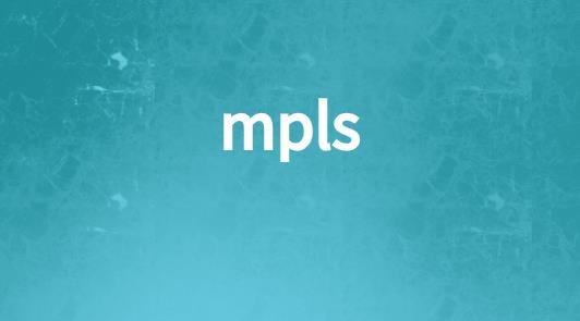 MPLS電信互聯網專線接入解決方案技術服務優勢