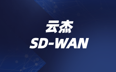 SD-WAN整体服务解决方案
