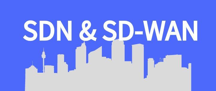 何为SDN?何为SD-WAN?