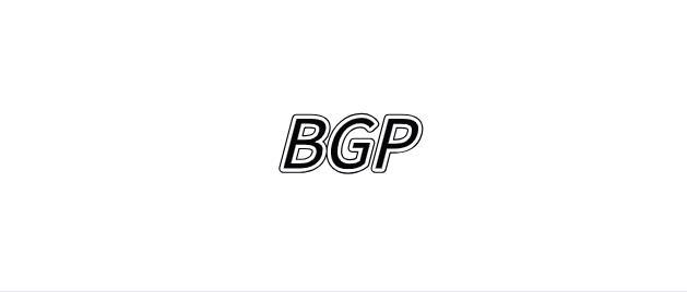 BGP协议的基础概念、特点及消息类型、状态转换