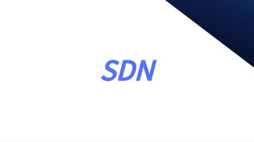 SDN技術的核心特點
