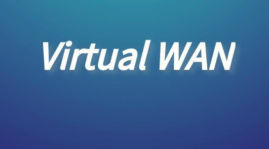 Virtual WAN