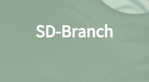 如何规划迁移SD-Branch?