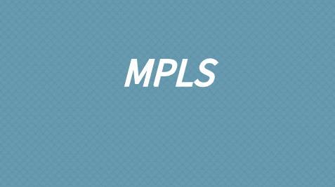 MPLS-路由器功能