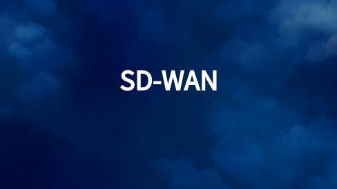SD-WAN安全性:云集成分支