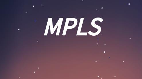 mpls广域网