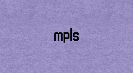 mpls 体系结构