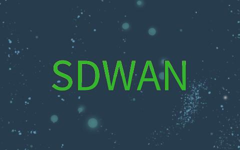 sdwan 网络