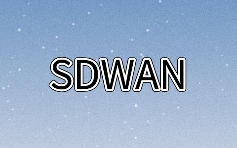 sdwan组网原理:sdwan组网对现代企业的影响