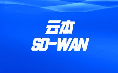 端到端托管云SD-WAN