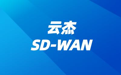 智慧连锁酒店SD-WAN组网解决方案