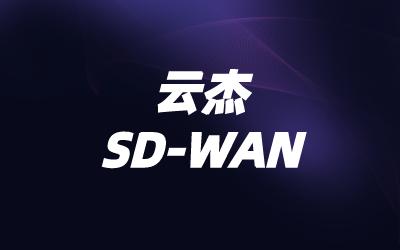 云杰sdwan解决方案