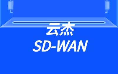 云杰SD-WAN互联体验