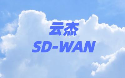 sdwan云网络平台