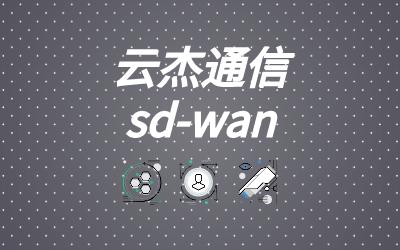 sdwan产品对比
